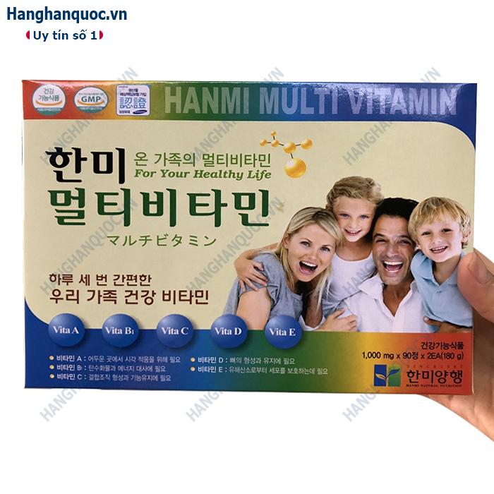 Hanmi Multivitamin Hàn Quốc