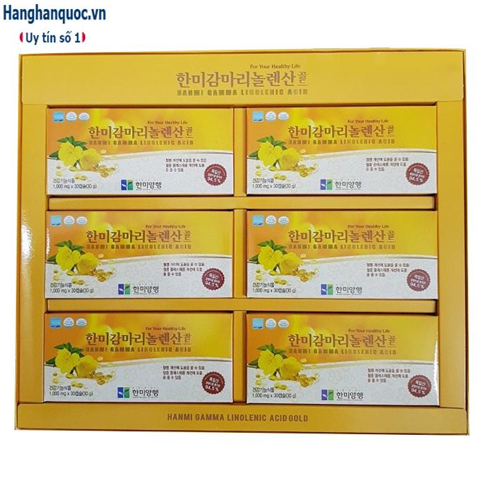 Tinh dầu hoa anh thảo Hanmi gamma linolenic acid