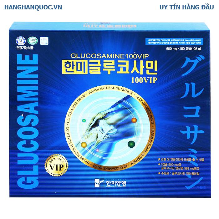 Bổ khớp glucosamine 100Vip Hanmi
