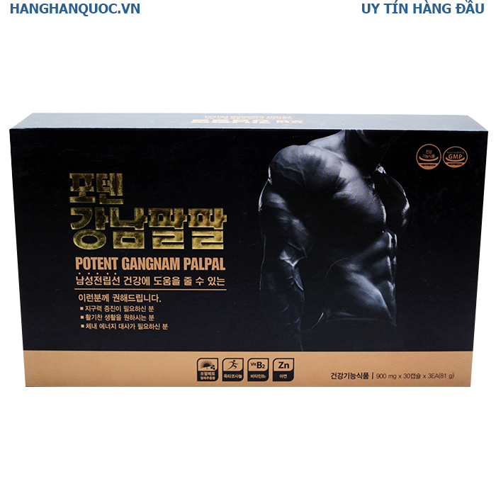 Potent Gangnam Palpal Hàn Quốc