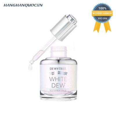Tinh chất dưỡng trắng Dewytree 7Cut White Dew Extreme Serum 30ml