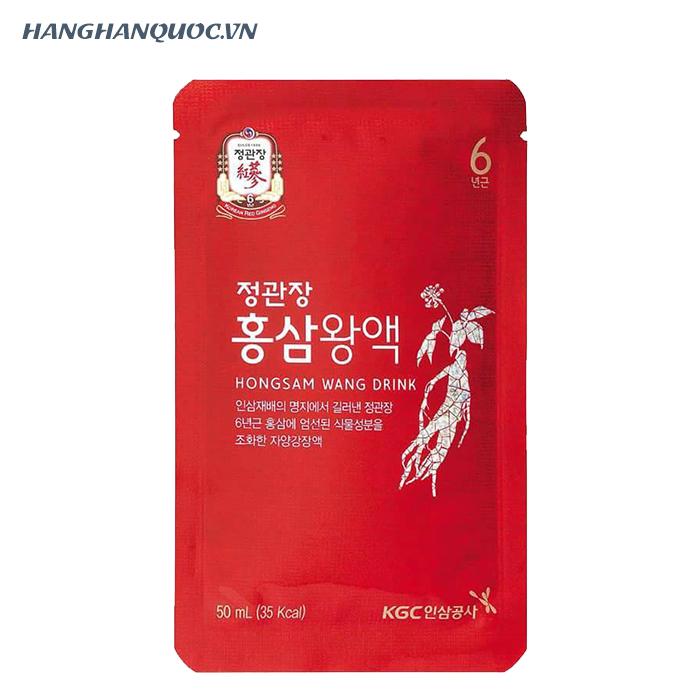 Nước Hồng Sâm KGC Hongsam Wang Drink