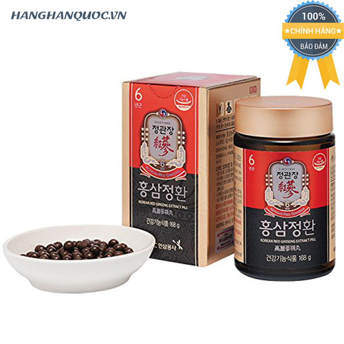 Viên Hồng Sâm KGC Korean Red Ginseng Extract Pill
