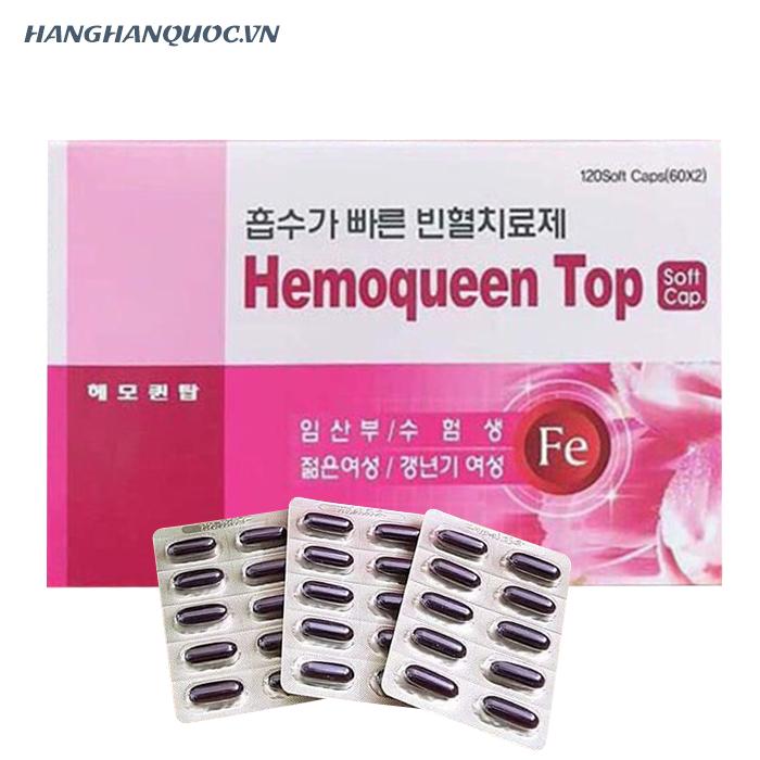 Bổ máu Hemoqueen Top