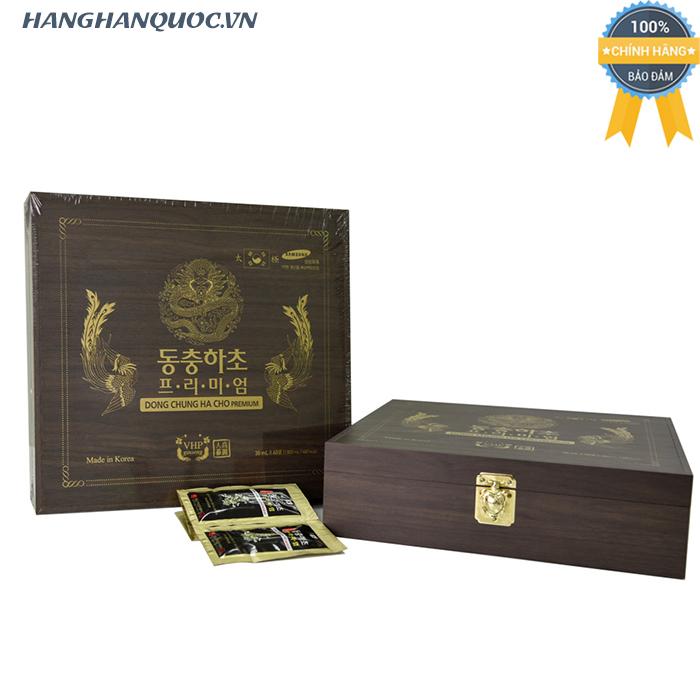Đông trùng hạ thảo Daedong Dong Chung Ha Cho Premium