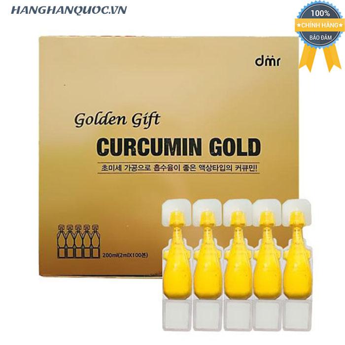 Golden Gift Curcumin Gold Tinh chất nghệ Nano