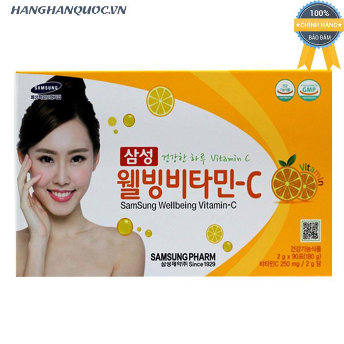 Samsung Wellbeing Vitamin-C